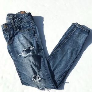 American Eagle Jegging super stretch Jeans
